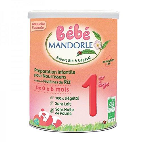 Bébé Mandorle 1